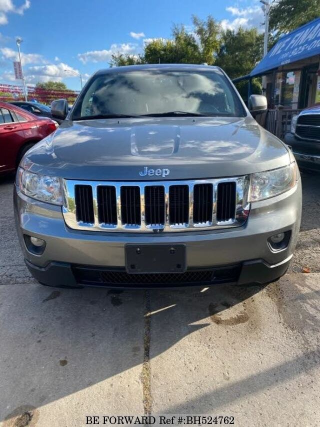 Used 2012 JEEP GRAND CHEROKEE BH524762 for Sale