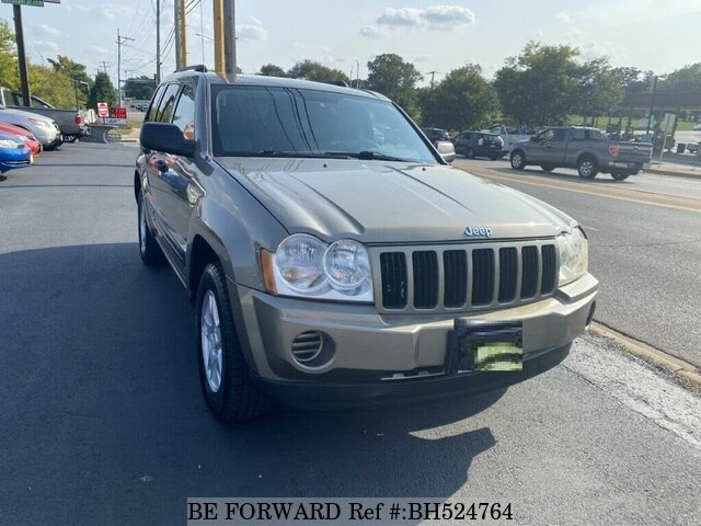 Used 2006 JEEP GRAND CHEROKEE BH524764 for Sale