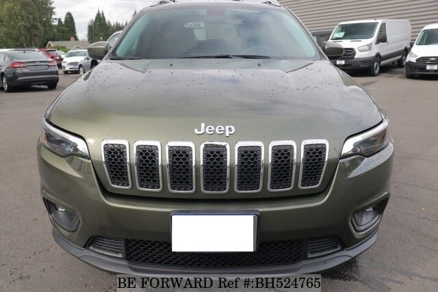 Used 2019 JEEP CHEROKEE BH524765 for Sale