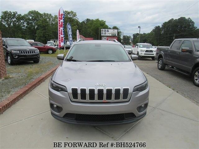 Used 2019 JEEP CHEROKEE BH524766 for Sale