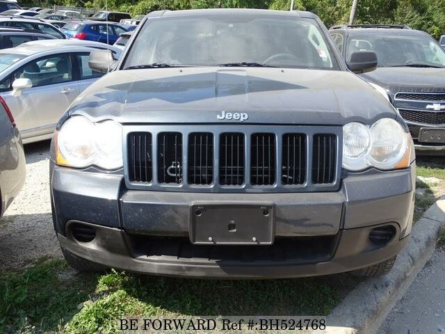 Used 2008 JEEP GRAND CHEROKEE BH524768 for Sale