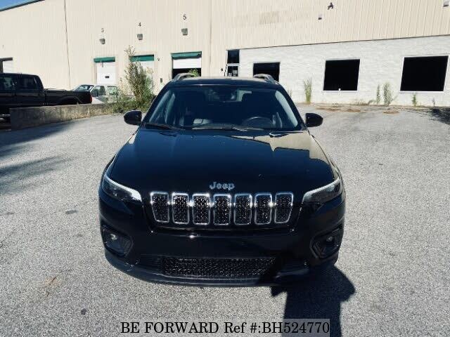 Used 2019 JEEP CHEROKEE BH524770 for Sale