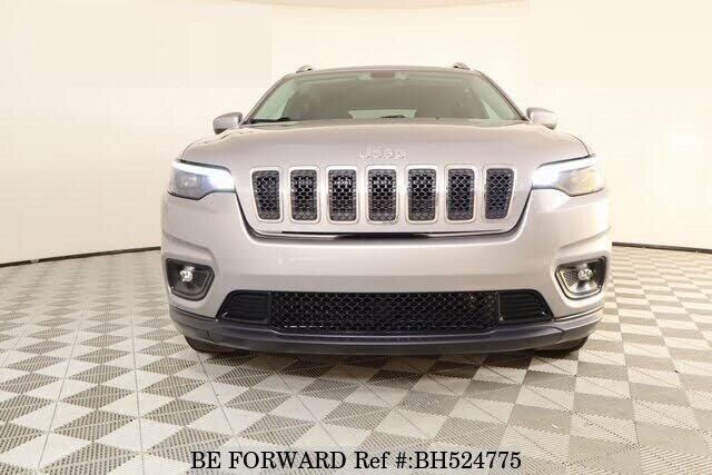 Used 2019 JEEP CHEROKEE BH524775 for Sale