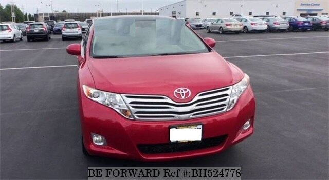 Used 2010 TOYOTA VENZA BH524778 for Sale