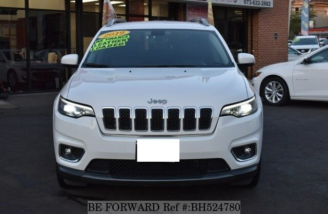 Used 2019 JEEP CHEROKEE BH524780 for Sale