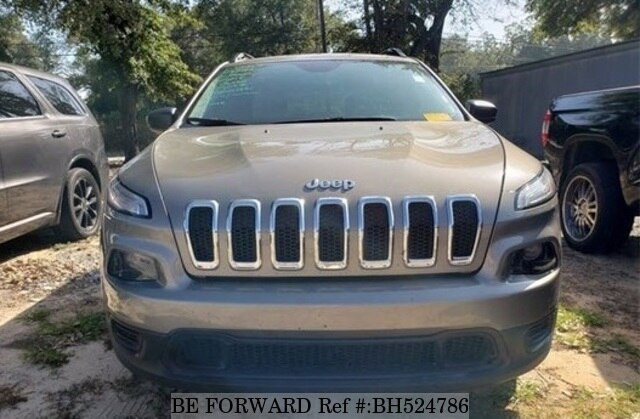 Used 2016 JEEP CHEROKEE BH524786 for Sale