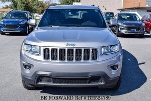 Used 2014 JEEP GRAND CHEROKEE BH524789 for Sale