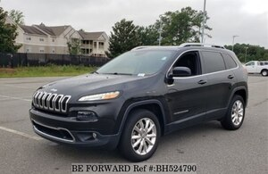 Used 2016 JEEP CHEROKEE BH524790 for Sale