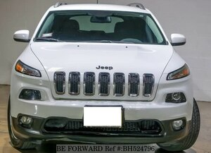 Used 2017 JEEP CHEROKEE BH524796 for Sale