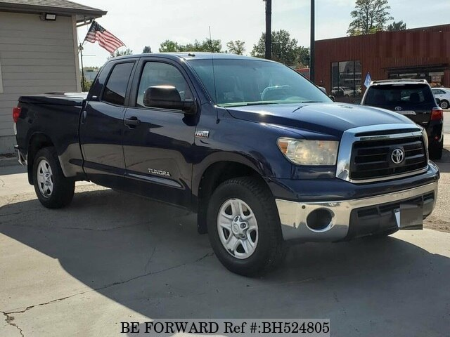 Used 2010 TOYOTA TUNDRA BH524805 for Sale