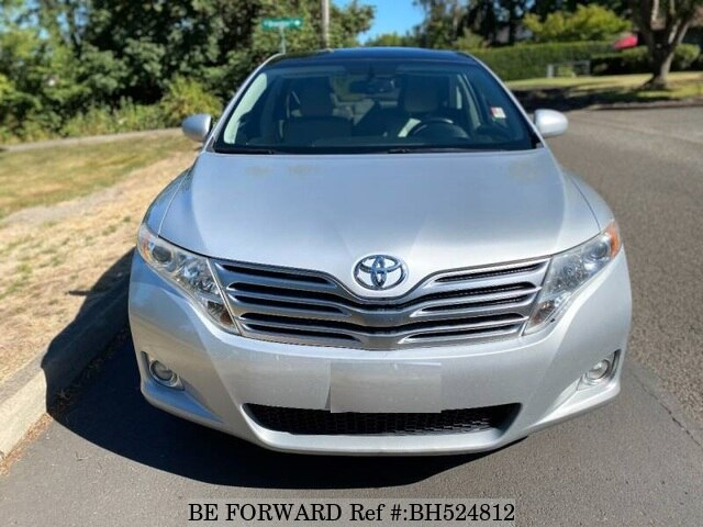 Used 2010 TOYOTA VENZA BH524812 for Sale