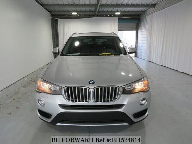 Used 2017 BMW X3 BH524814 for Sale