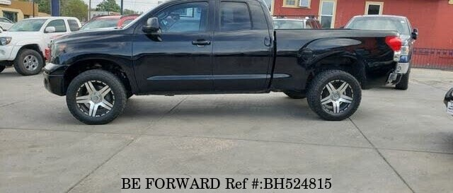 Used 2007 TOYOTA TUNDRA BH524815 for Sale