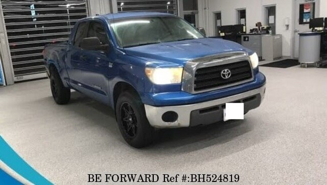 Used 2007 TOYOTA TUNDRA BH524819 for Sale
