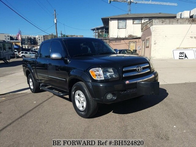 Used 2005 TOYOTA TUNDRA BH524820 for Sale