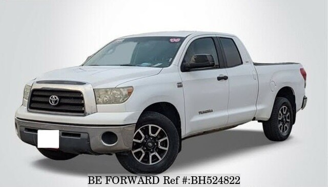 Used 2008 TOYOTA TUNDRA BH524822 for Sale