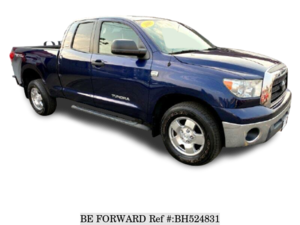 Used 2008 TOYOTA TUNDRA BH524831 for Sale