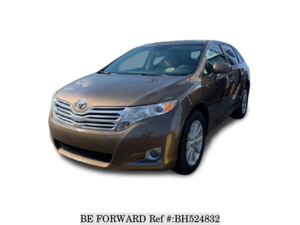 Used 2011 TOYOTA VENZA BH524832 for Sale