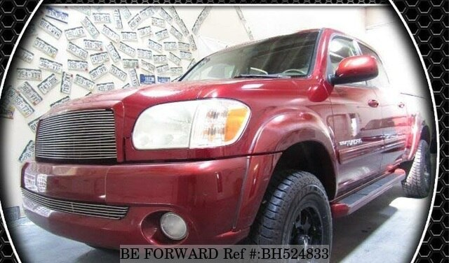 Used 2006 TOYOTA TUNDRA BH524833 for Sale