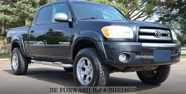 Used 2006 TOYOTA TUNDRA BH524835 for Sale