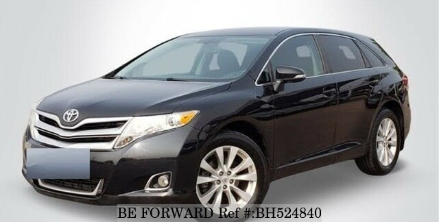 Used 2015 TOYOTA VENZA BH524840 for Sale