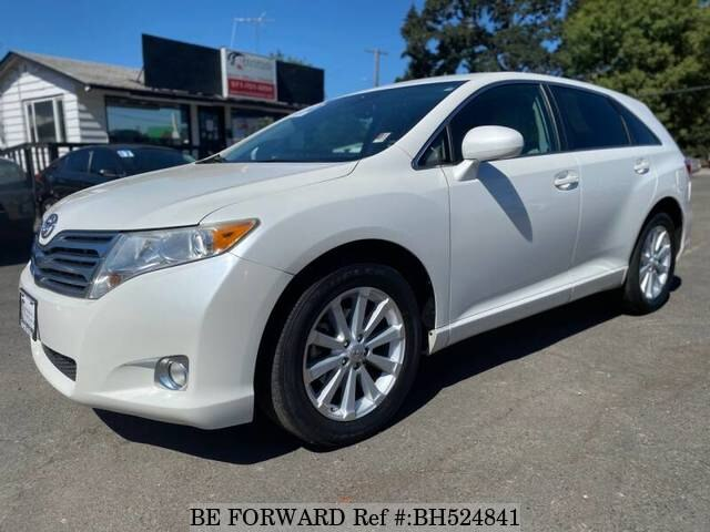 Used 2009 TOYOTA VENZA BH524841 for Sale