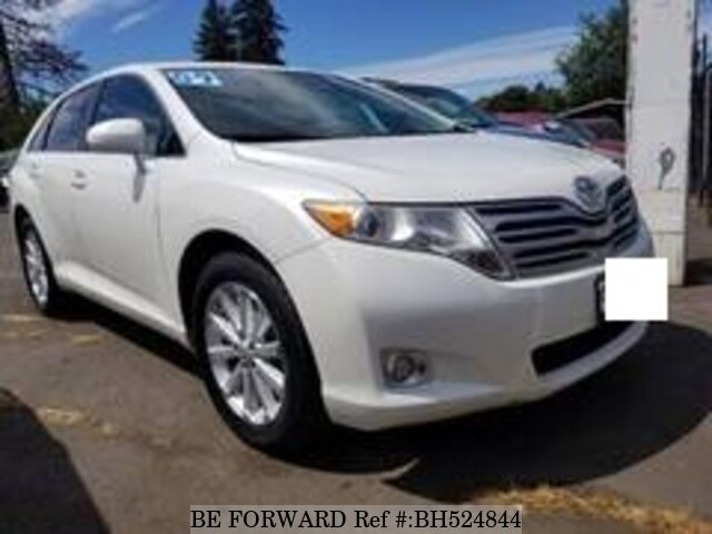 Used 2009 TOYOTA VENZA BH524844 for Sale
