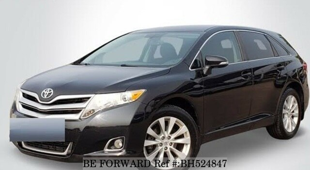 Used 2015 TOYOTA VENZA BH524847 for Sale