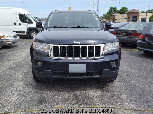 Used 2011 JEEP GRAND CHEROKEE BH524850 for Sale