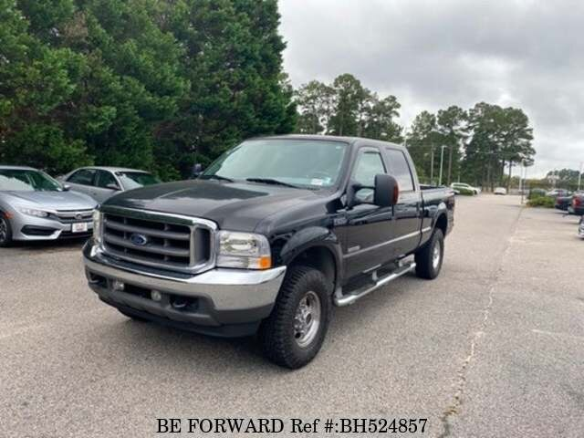 Used 2003 FORD F250 BH524857 for Sale