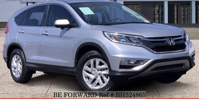 Used 2017 HONDA CR-V BH524865 for Sale