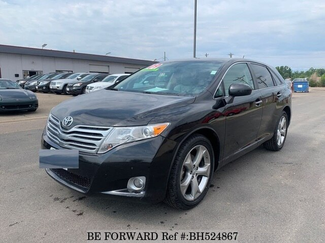 Used 2009 TOYOTA VENZA BH524867 for Sale