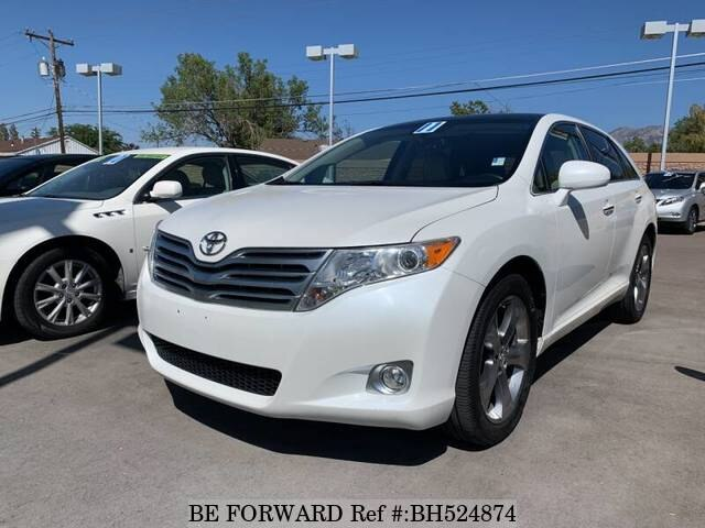 Used 2011 TOYOTA VENZA BH524874 for Sale