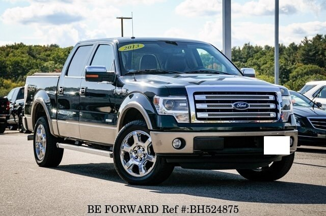 Used 2013 FORD F150 BH524875 for Sale