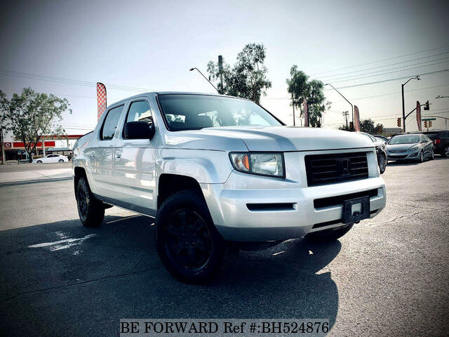 Used 2007 HONDA RIDGELINE BH524876 for Sale