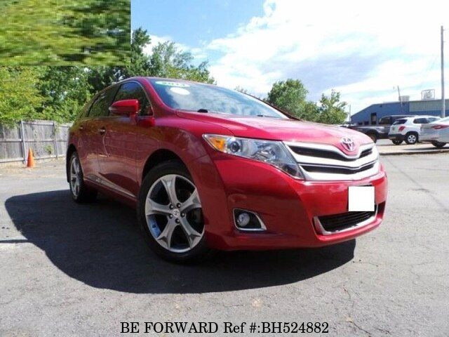 Used 2013 TOYOTA VENZA BH524882 for Sale