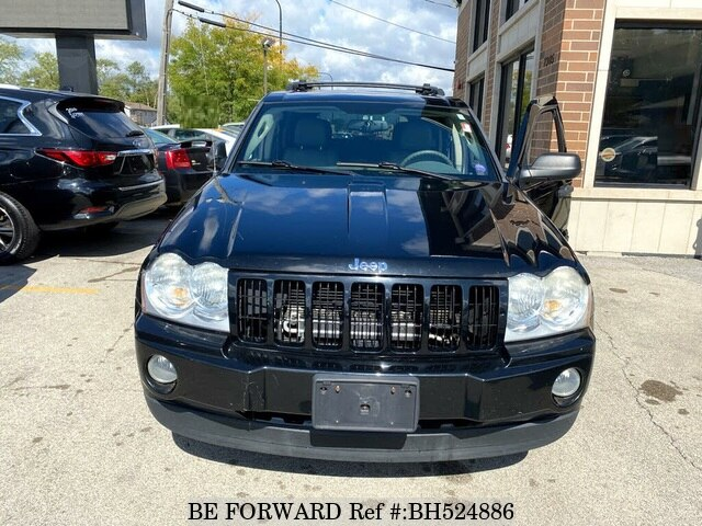 Used 2006 JEEP GRAND CHEROKEE BH524886 for Sale