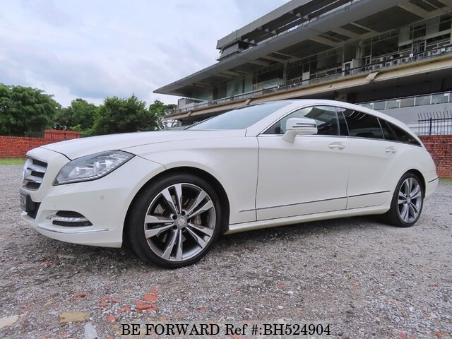 Used 2013 MERCEDES-BENZ CLS-CLASS BH524904 for Sale