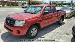 Used 2009 TOYOTA TACOMA BH524908 for Sale