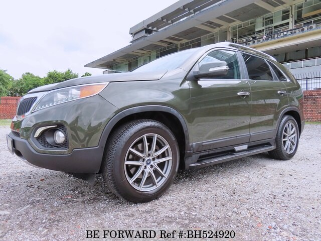 Used 2010 KIA SORENTO BH524920 for Sale