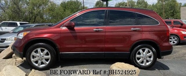 Used 2009 HONDA CR-V BH524925 for Sale