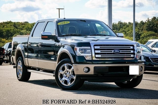 Used 2013 FORD F150 BH524928 for Sale