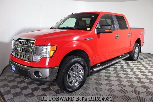 Used 2013 FORD F150 BH524931 for Sale