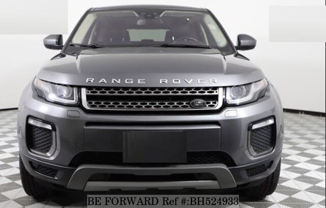 Used 2017 LAND ROVER RANGE ROVER EVOQUE BH524933 for Sale