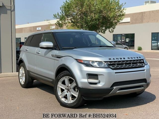 Used 2013 LAND ROVER RANGE ROVER EVOQUE BH524934 for Sale