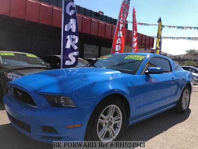 Used 2014 FORD MUSTANG BH524943 for Sale