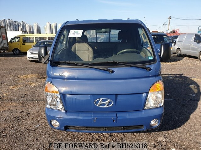 Used 2007 HYUNDAI PORTER BH525318 for Sale