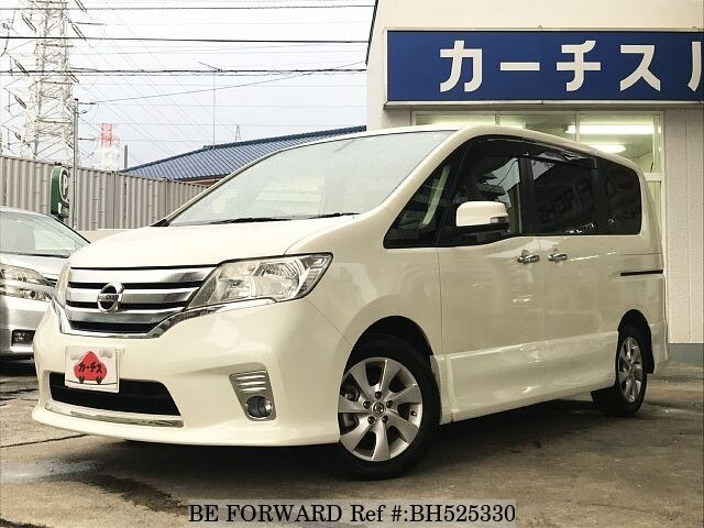 Used 2012 NISSAN SERENA BH525330 for Sale