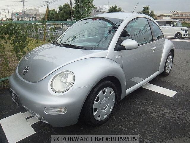 Used 2000 VOLKSWAGEN NEW BEETLE BH525354 for Sale