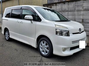 Used 2007 TOYOTA VOXY BH525368 for Sale